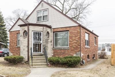 Lansing Single Family Home For Sale: 17964 Glen Oak Avenue
