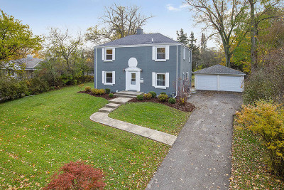 Flossmoor Single Family Home Contingent: 2640 1st Private Road