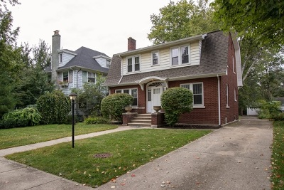 Joliet Single Family Home For Sale: 357 North William Street