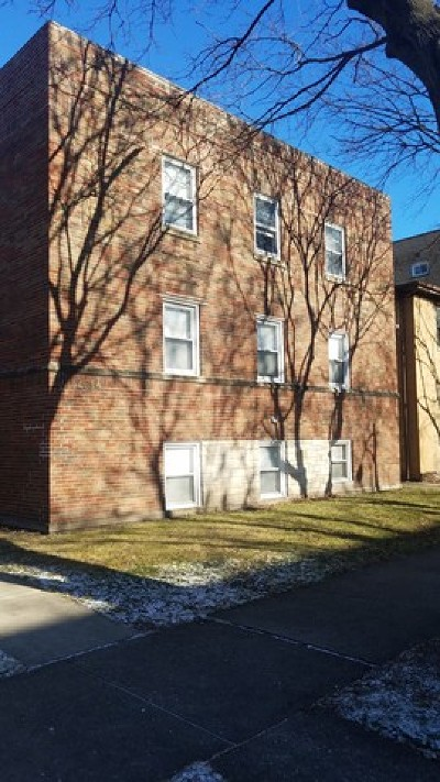 Condo/Townhouse For Sale: 2614 West Fitch Avenue #2N