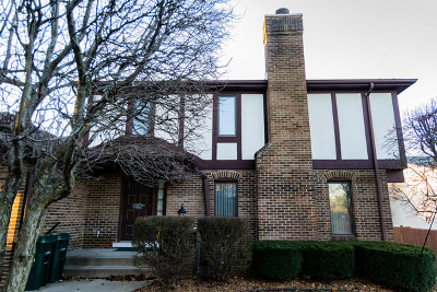 Palos Heights Condo/Townhouse For Sale: 6352 Orchard Drive