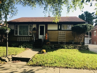 Riverside Single Family Home Re-Activated: 141 East Burlington Street