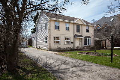 Glenview Single Family Home For Sale: 3119 Dell Place