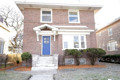 Single Family Home For Sale: 7443 South Luella Avenue
