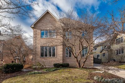 Glen Ellyn Single Family Home For Sale: 728 Grand Avenue