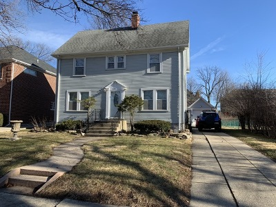 Elmhurst Single Family Home For Sale: 491 South Washington Street