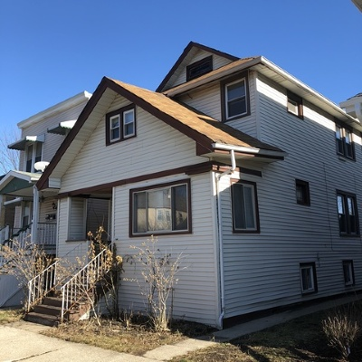 Forest Park Multi Family Home Contingent: 1020 Lathrop Avenue
