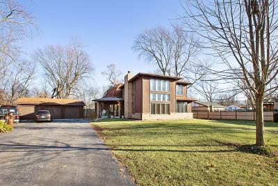 Tinley Park Single Family Home For Sale: 17625 Ridgeland Avenue