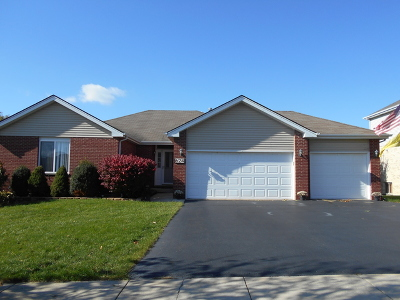 Romeoville Single Family Home Price Change: 624 Superior Drive