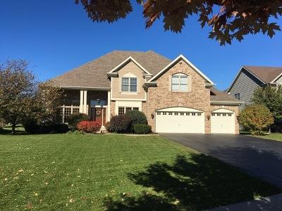 North Aurora Single Family Home For Sale: 332 Pheasant Hill Drive