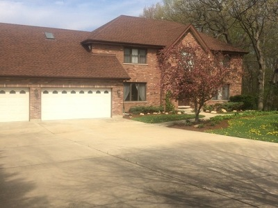 Mokena Single Family Home For Sale: 19506 Hunter Trail