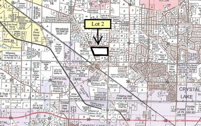 Woodstock Residential Lots & Land For Sale: Lt 2 Country Club & Cherry Valley Road