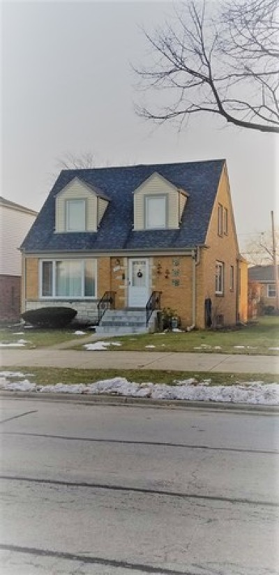 Niles Single Family Home For Sale: 7519 West Main Street