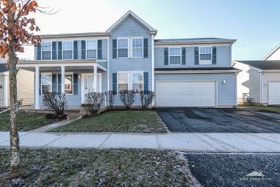 Oswego Single Family Home For Sale: 163 Eisenhower Drive