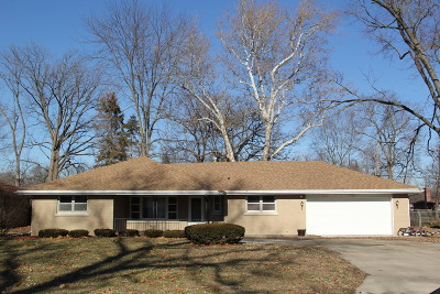 Kankakee Single Family Home For Sale: 2699 East Riverview Drive