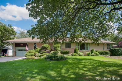 Villa Park Single Family Home For Sale: 0s451 Summit Avenue