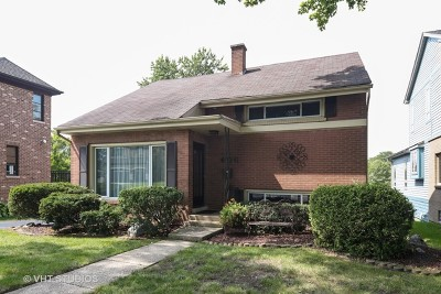 Elmhurst Single Family Home For Sale: 606 South Cedar Avenue