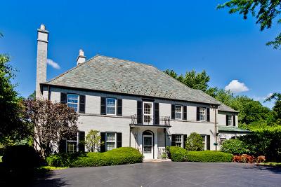 Single Family Home For Sale: 237 East Onwentsia Road
