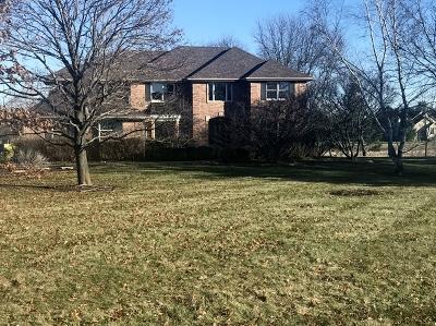 St. Charles Single Family Home For Sale: 7n369 Homeward Glen Drive