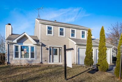 Streamwood Single Family Home For Sale: 68 Jackson Lane