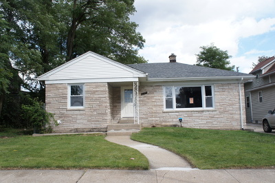 Maywood Single Family Home For Sale: 807 South 4th Avenue