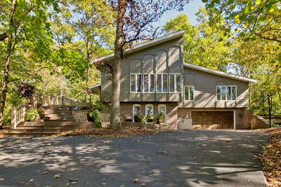 Barrington Single Family Home For Sale: 25935 North East Lake Shore Drive