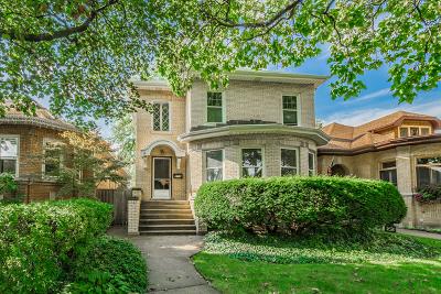 Single Family Home For Sale: 6738 North Talman Avenue