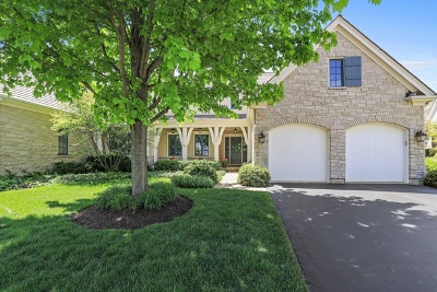 Lake Forest Condo/Townhouse For Sale: 576 Greenway Drive