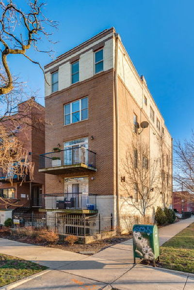 Condo/Townhouse Contingent: 2869 West Palmer Street #3