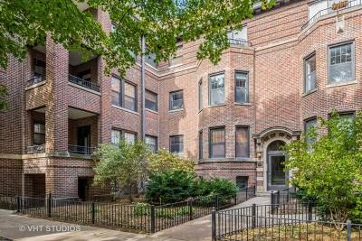 Condo/Townhouse For Sale: 2703 North Wilton Avenue #3