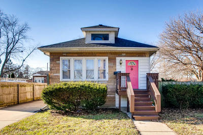 Bellwood Single Family Home For Sale: 622 Linden Avenue
