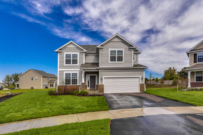 Single Family Home For Sale: 1332 Bayou Path Court