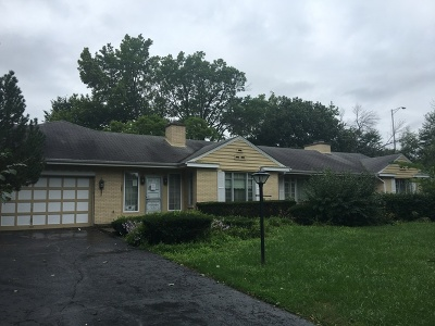 Arlington Heights Single Family Home For Sale: 201 East Orchard Street