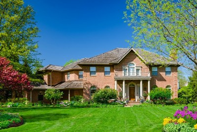 Lake Forest Single Family Home For Sale: 1260 Fiore Drive