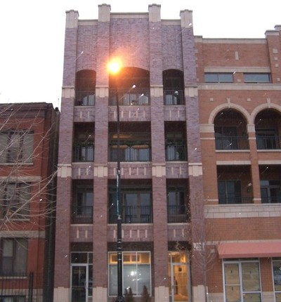 Multi Family Home Contingent: 1136 West Diversey Parkway West