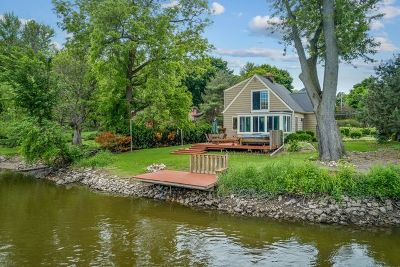 West Dundee Single Family Home Price Change: 87 Oregon Avenue