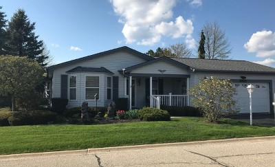Grayslake Single Family Home For Sale: 2102 Champion Drive