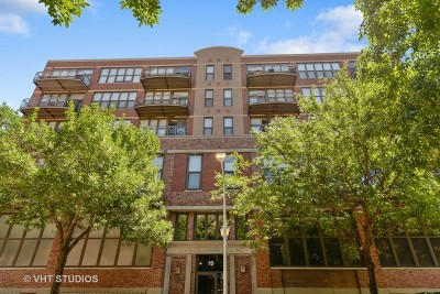 Condo/Townhouse For Sale: 15 South Throop Street #304