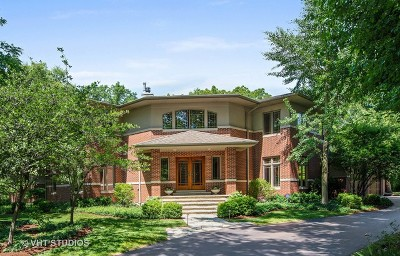 Lake Forest Single Family Home For Sale: 200 Glenwood Road