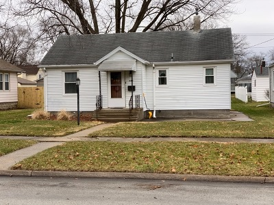Bradley Single Family Home For Sale: 282 South Cleveland Avenue