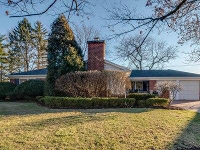 Hinsdale Single Family Home For Sale: 546 Pamela Circle