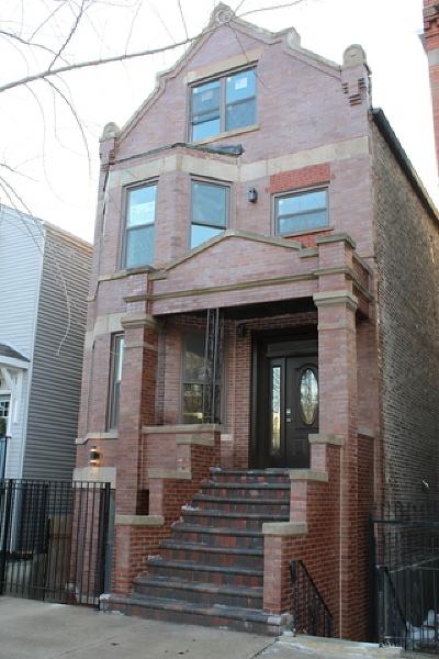 Chicago Multi Family Home For Sale: 3300 South Carpenter Street