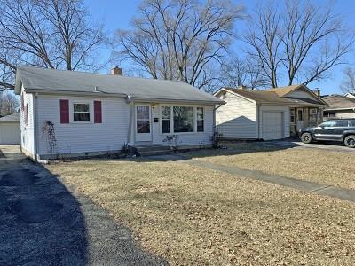 Villa Park Single Family Home For Sale: 116 North Harvard Avenue