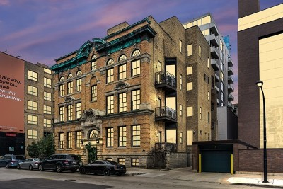 Condo/Townhouse For Sale: 319 West Erie Street #4THFL