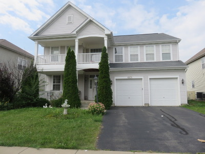 Carpentersville Rental For Rent: 6631 Majestic Way