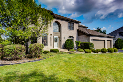 Flossmoor Single Family Home For Sale: 3702 Culloden Street