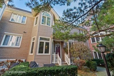 Condo/Townhouse For Sale: 1231 West Fletcher Street #D