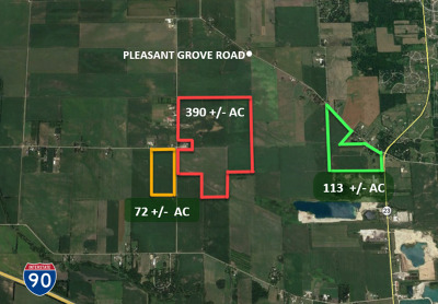 Residential Lots & Land For Sale: 21619 Pleasant Grove Road