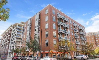 Condo/Townhouse For Sale: 939 West Madison Street #503