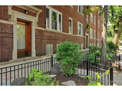 Condo/Townhouse For Sale: 2552 North Seminary Avenue #3